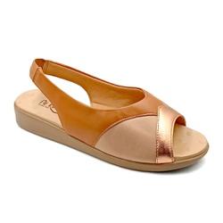 Sandália para Joanete, Fascite e Esporão - Cipria - PR14075CI - Pé Relax Sapatos Confortáveis