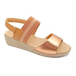 Sandália Feminina para Fascite e Esporão - Cipria - PR585059CI - Pé Relax Sapatos Confortáveis