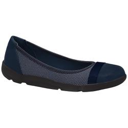 Tênis Sapatilha para Fascite - Azul - MA628011AZ - Pé Relax Sapatos Confortáveis