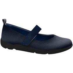 Tênis Sapatilha para Fascite - Azul - MA628013AZ - Pé Relax Sapatos Confortáveis