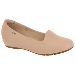 Sapatilha Super Leve - Bege - MO7353-100BG - Pé Relax Sapatos Confortáveis
