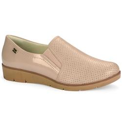 Sapato Casual para Esporão e Fascite Plantar - Sorbet - CAL6552-0001MO - Pé Relax Sapatos Confortáveis