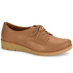 Sapato Casual para Esporão e Fascite Plantar - Duna - CAL6553-0003DU - Pé Relax Sapatos Confortáveis