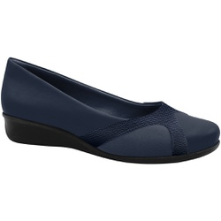 Sapato para Joanete e Esporão - Eclipse - MA302048AZ - Pé Relax Sapatos Confortáveis
