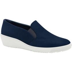 Tênis Esporão e Fascite com Elástico - Azul - MA859001AZ - Pé Relax Sapatos Confortáveis