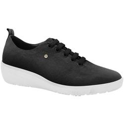 Tênis Fascite Plantar e Esporão - Preto - MA859002PT - Pé Relax Sapatos Confortáveis