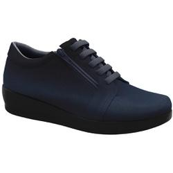 Sapato para Esporão e Fascite - Eclipse - MA939003AZ - Pé Relax Sapatos Confortáveis