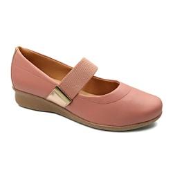 Sapato Boneca Especial para Esporão e Fascite - Petala - PR302049PE - Pé Relax Sapatos Confortáveis