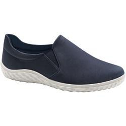 Sapatilha Confortável Feminina - Azul - MA421036AZ - Pé Relax Sapatos Confortáveis