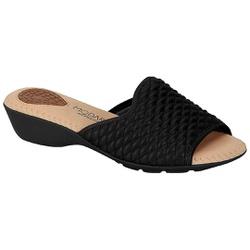 Tamanco Feminino para Esporão - Preto - MO7017-479PT - Pé Relax Sapatos Confortáveis