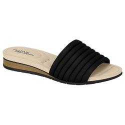 Tamanco Esporão e Fascite - Preto - MO7113-232PT - Pé Relax Sapatos Confortáveis