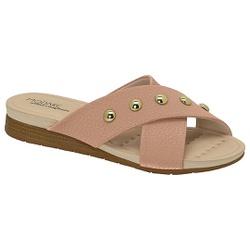 Tamanco Esporão e Fascite - Bege - MO7113-236BG - Pé Relax Sapatos Confortáveis
