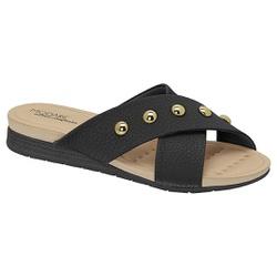 Tamanco Esporão e Fascite - Preto - MO7113-236PT - Pé Relax Sapatos Confortáveis