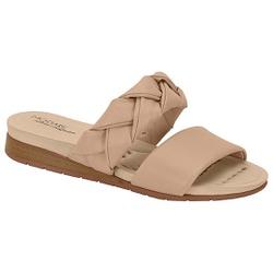 Tamanco Esporão e Fascite - Bege - MO7113-240BG - Pé Relax Sapatos Confortáveis