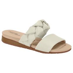 Tamanco Esporão e Fascite - Branco - MO7113-240BR - Pé Relax Sapatos Confortáveis