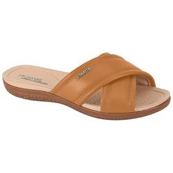 Tamanco para Esporão e Fascite - Areia - MO7125-224AR - Pé Relax Sapatos Confortáveis