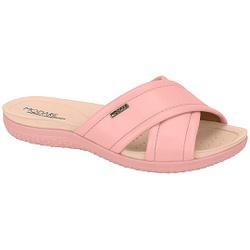 Tamanco para Esporão e Fascite - Rosa - MO7125-224RO - Pé Relax Sapatos Confortáveis