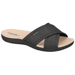 Tamanco para Esporão e Fascite - Preto - MO7125-224PT - Pé Relax Sapatos Confortáveis