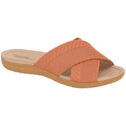 Tamanco para Esporão e Fascite - Coral - MO7125-230CO - Pé Relax Sapatos Confortáveis