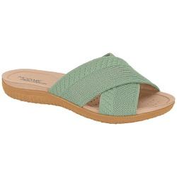 Tamanco para Esporão e Fascite - Verde Água - MO7125-230VA - Pé Relax Sapatos Confortáveis