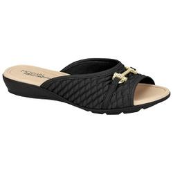 Tamanco para Esporão e Fascite - Preto - MO7127-228PT - Pé Relax Sapatos Confortáveis