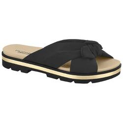 Tamanco Confortável - Preto - MO7132-100PT - Pé Relax Sapatos Confortáveis
