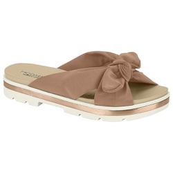 Tamanco Confortável - Rosado - MO7132-100NU - Pé Relax Sapatos Confortáveis