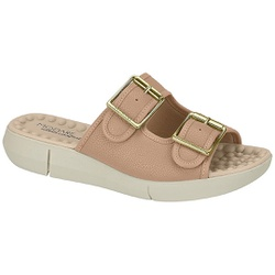 Birken Especial para Esporão e Fascite com Massageador - Bege - MO7142-113BE - Pé Relax Sapatos Confortáveis