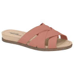 Tamanco Esporão e Fascite - Light Blush - MO7154-100LB - Pé Relax Sapatos Confortáveis