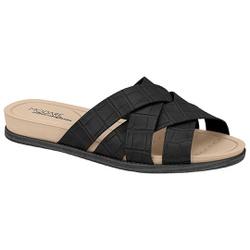 Tamanco Esporão e Fascite - Preto - MO7154-100PT - Pé Relax Sapatos Confortáveis
