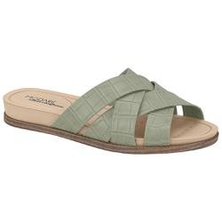 Tamanco Esporão e Fascite - Verde Agua - MO7154-100VA - Pé Relax Sapatos Confortáveis