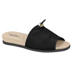 Tamanco Esporão e Fascite - Preto - MO7154-101PT - Pé Relax Sapatos Confortáveis