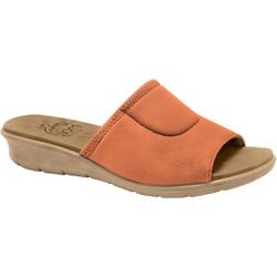 Tamanco para Joanete e Esporão - Papaya - MA10061PA - Pé Relax Sapatos Confortáveis
