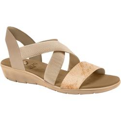 Sandália Anatômica Feminina - Suotira / Bistro - MA10062CO - Pé Relax Sapatos Confortáveis