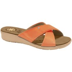 Tamanco para Pés Largos e Fascite Plantar - Ceres - MA10075VM - Pé Relax Sapatos Confortáveis