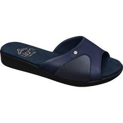 Tamanco Joanete e Esporão - Navy - MA14039NV - Pé Relax Sapatos Confortáveis