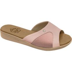 Tamanco Joanete e Esporão - Quartzo - MA14039QZ - Pé Relax Sapatos Confortáveis