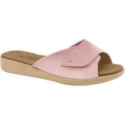 Tamanco Velcro Fascite E Esporão - Quartzo - MA14052Q - Pé Relax Sapatos Confortáveis