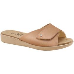 Tamanco Velcro Fascite E Esporão - Antique - MA14052AN - Pé Relax Sapatos Confortáveis