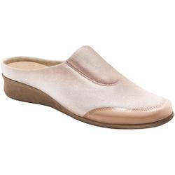 Babuche Feminino para Joanete e Esporão - Ivory Bistro - MA302008BI - Pé Relax Sapatos Confortáveis