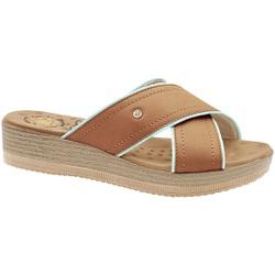 Tamanco Anatômico Feminino - Antique - MA537039AN - Pé Relax Sapatos Confortáveis