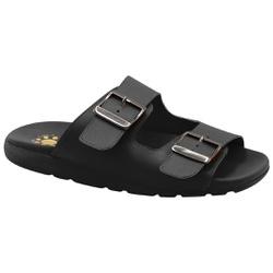 Birken para Esporão e Fascite - Preta - MA622016PTT - Pé Relax Sapatos Confortáveis