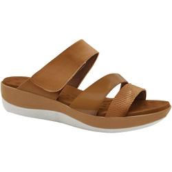 Tamanco Feminino Anatômico - Ambar - MA832009AM - Pé Relax Sapatos Confortáveis