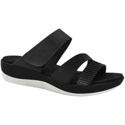 Tamanco Feminino Esporão e Fascite - Preto - MA832009PT - Pé Relax Sapatos Confortáveis