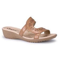 Tamanco Feminino Esporão - Duna - CAL7087DU - Pé Relax Sapatos Confortáveis