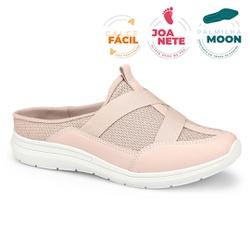 Mule Esportivo para Esporão e Fascite - Camelia - CAL7325-0001CA - Pé Relax Sapatos Confortáveis