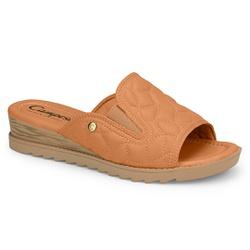 Tamanco para Esporão - Ambar - CAL7721-0006AM - Pé Relax Sapatos Confortáveis