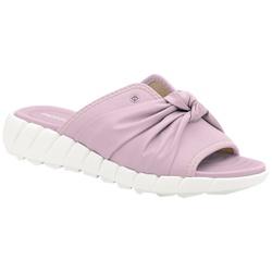 Tamanco Especial Fascite e Esporão - Lilás - PI215004LI - Pé Relax Sapatos Confortáveis