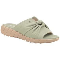 Tamanco Especial Fascite e Esporão - Menta - PI215004ME - Pé Relax Sapatos Confortáveis