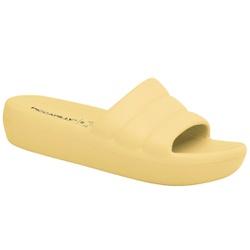 Tamanco para Esporão em EVA (pode molhar) - Amarelo - PI222001-0006AM - Pé Relax Sapatos Confortáveis